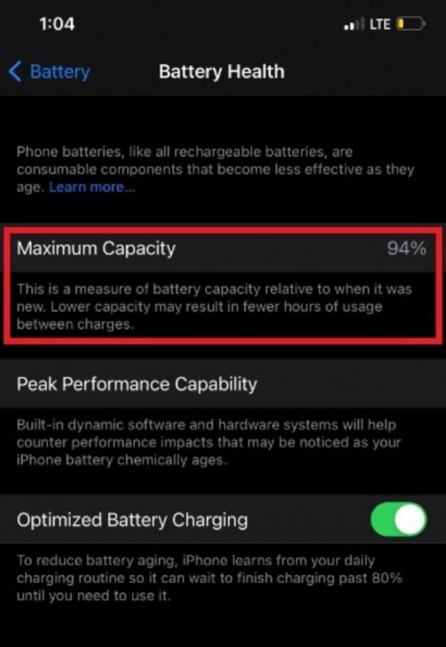 En iOS 11.3, Apple agregó un medidor de estado de la batería para permitir a los usuarios saber si la batería de su iPhone se está debilitando - #Batterygate asoma su fea cabeza una vez más