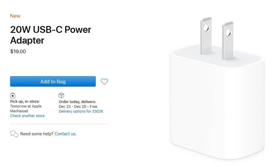 ¿Quieres la carga más rápida para la línea iPhone 12? Deberá comprar este cargador de 20 W de Apple por $ 19. Los principales analistas tienen buenas noticias sobre los modelos de iPhone de Apple del próximo año