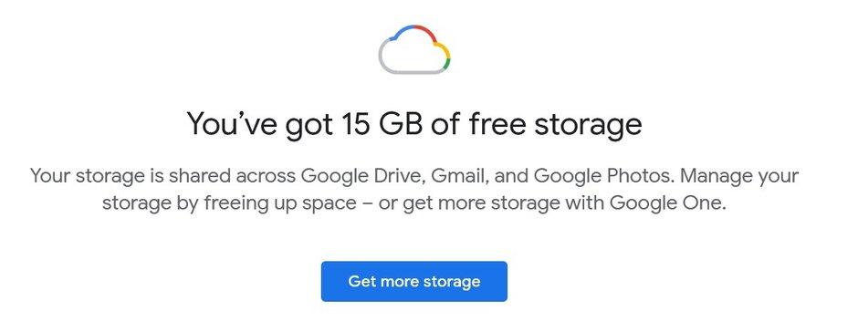 Es posible que Google le deba algo de dinero por contar incorrectamente sus cargas en el almacenamiento en la nube de Google. Algunos usuarios de iPhone de Apple deben un reembolso de Google