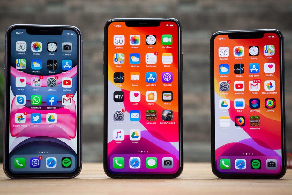 Algunas unidades de la serie iPhone 11 tienen una pantalla táctil que no registra los toques de los usuarios. Apple ofrece reparación gratuita de algunos modelos de iPhone 11 con este gran problema
