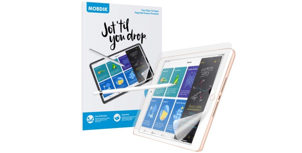 Los mejores protectores de pantalla para Apple iPad 8