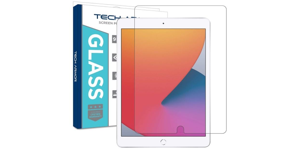 Los mejores protectores de pantalla para iPad 8 de Apple