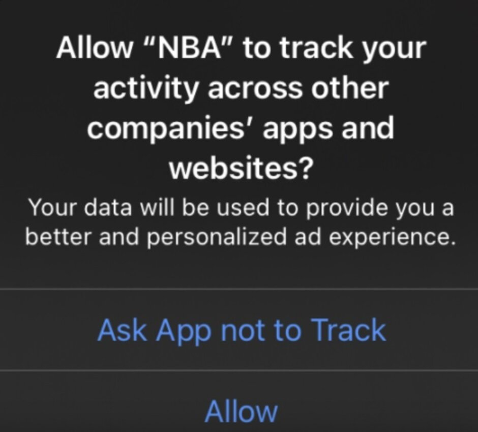 La función anti-seguimiento de Apple comienza a aparecer en iOS 14.4 beta - La función anti-seguimiento aparece en iOS 14.4 beta