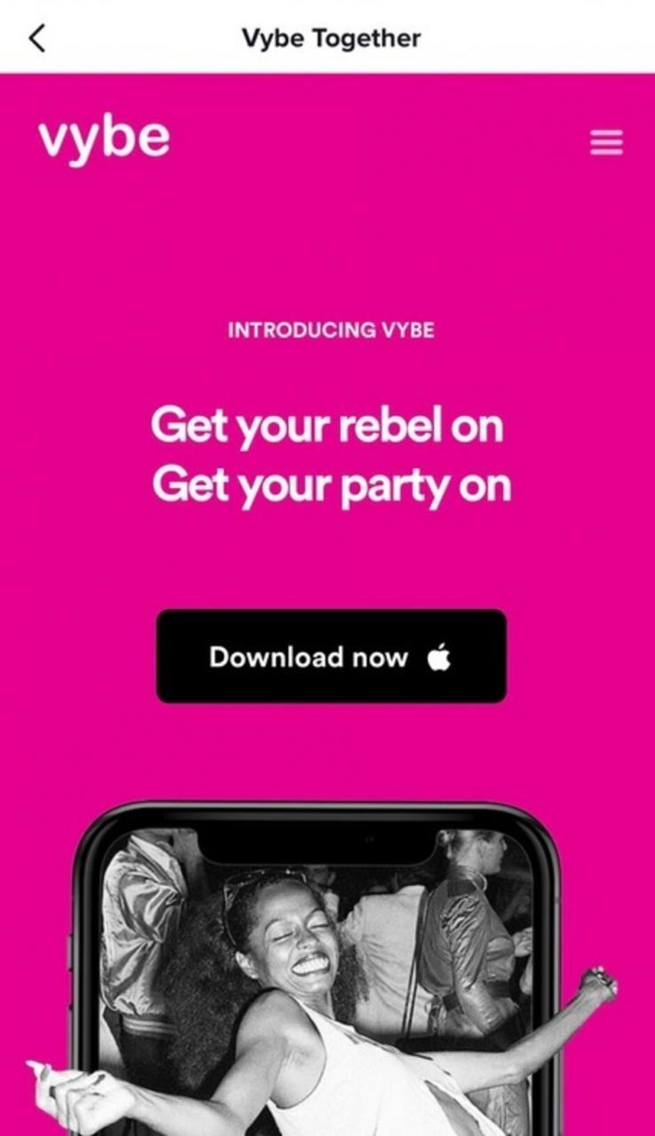 La aplicación Vybe Together se eliminó de la App Store. La acción realizada por Apple podría haber evitado que muchos obtengan COVID-19