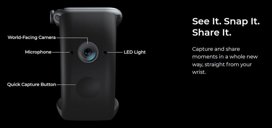 Puedes agregar un par de cámaras a tu Apple Watch con WristCam - El nuevo accesorio agrega cámaras al Apple Watch para videoconferencias y más
