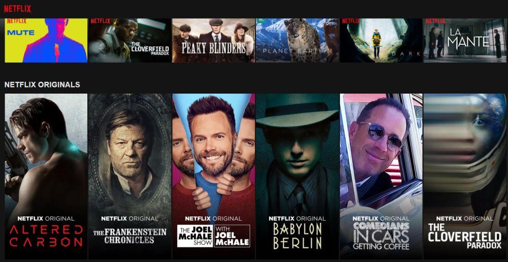 Mira Netflix con PureVPN 1