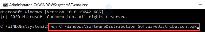 Distribución de software Renombrar New Bak Min