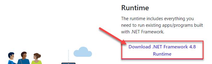 Descargar Net Framework Downlod Min