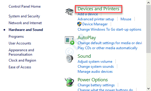Impresoras y dispositivos de sonido y hardware