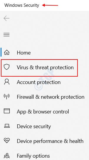 Virus y amenaza