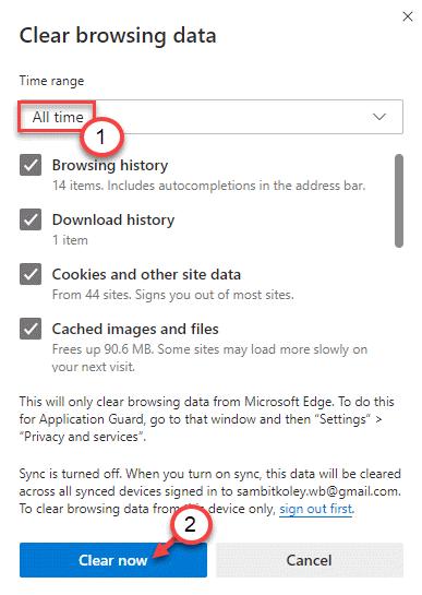 Eliminar Browsing Edge Min
