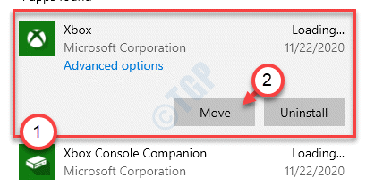 Mover Xbox