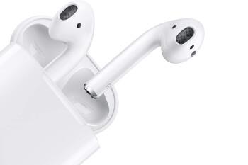 Apple AirPods con estuche de carga obtiene un buen descuento en Amazon