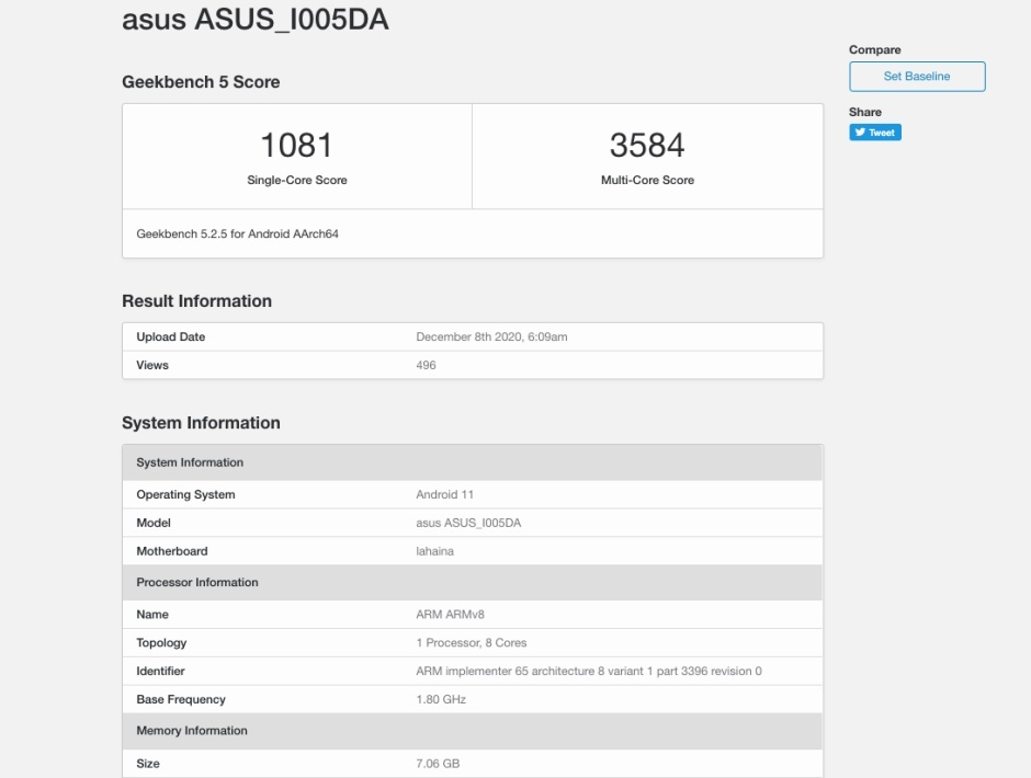 Un Asus ROG Phone 4 rediseñado con una carga increíblemente rápida podría estar más cerca de lo que piensas