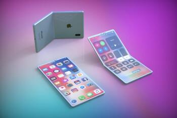 El sistema de cámara para un iPhone plegable aparece en la solicitud de patente de Apple