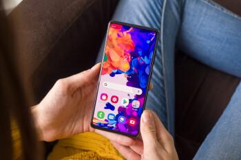 La cuarta vez podría ser el encanto para los problemas de la pantalla táctil del Samsung Galaxy S20 FE