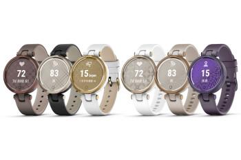 Próximamente habrá relojes inteligentes Garmin Lily orientados a las mujeres