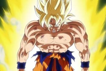 El nuevo Easter Egg de Google Assistant recrea la primera vez que Goku de DBZ se convirtió en Super Saiyan
