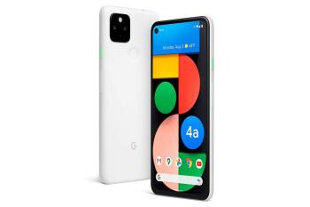 El tan esperado Pixel 4a 5G desbloqueado de Google en blanco está aquí y ya tiene descuento