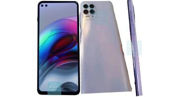 Las fotos prácticas del Motorola Nio muestran el diseño completo