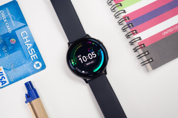 Actualización importante agrega muchas características nuevas al Galaxy Watch Active 2 de Samsung