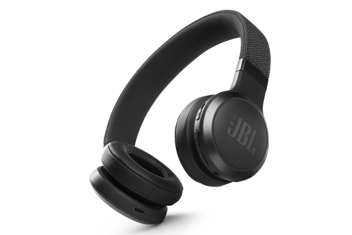 JBL Live 460NC - JBL lanza una nueva y enorme línea de auriculares Bluetooth y auténticos auriculares inalámbricos