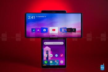 La actualización de LG Wing mejora enormemente el dispositivo