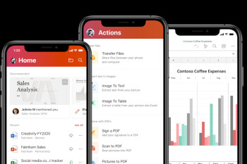 Microsoft actualiza Office para iOS con mouse y compatibilidad con múltiples ventanas