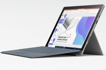 El impresionante nuevo Surface Pro 7+ de Microsoft ya está aquí, pero no todos pueden comprarlo