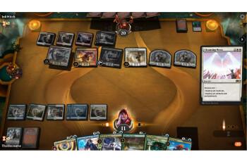 Juega Magic: The Gathering Arena ahora en dispositivos móviles a través del acceso anticipado de Android
