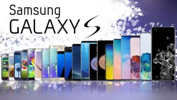 Evolución de la serie Samsung Galaxy S