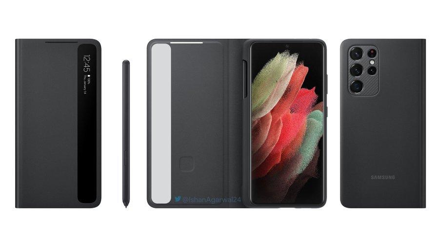 Compatibilidad con el lápiz óptico S Pen en el Galaxy S21 Ultra: características, precio, estuches compatibles