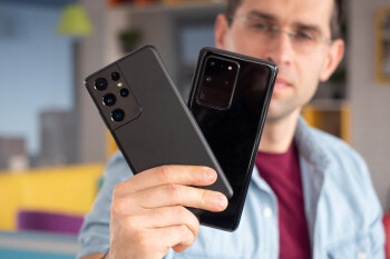 Samsung Galaxy S21 Ultra contra Galaxy S20 Ultra 5G