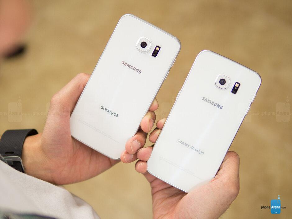 Samsung Galaxy S series evolution