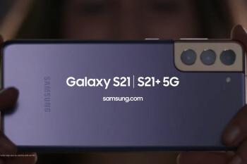 Samsung afirma que el Galaxy S21 y el S21 + 5G son 'diferentes' en un nuevo comercial genial