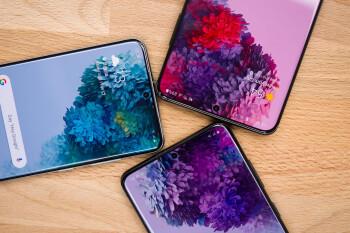 Samsung está descontinuando la gama Galaxy S20 del año pasado