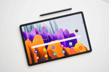 Samsung lanza sus actualizaciones de Android 11 para la familia Galaxy Tab S7 con un toque agradable