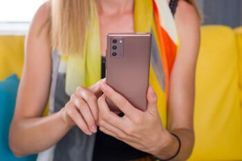 Galaxy Note 20 y Note 20 Ultra de Samsung están recibiendo otra importante actualización de software
