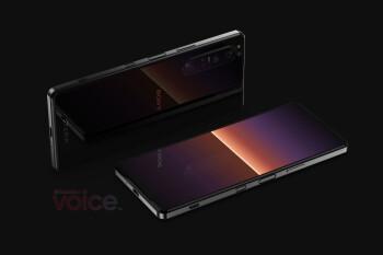 El próximo buque insignia de Sony Xperia se filtra con un hermoso diseño, cámara de periscopio