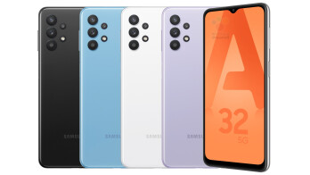 Eche un vistazo al Galaxy A32 5G de Samsung y su diseño de cámara único