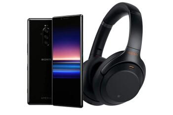 El Sony Xperia 1 está a la venta a un precio increíble con auriculares WH-1000XM3 incluidos