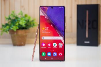El muy especial Samsung Galaxy Note 20 5G está disponible con descuento en Amazon