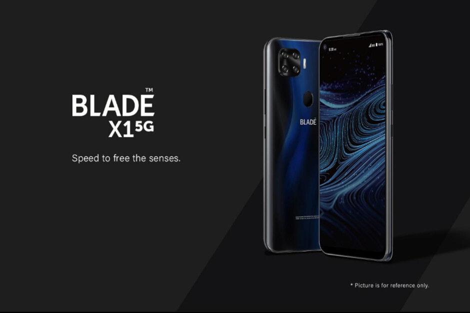 Blade X1 5G se lanza en Visible para hacer 5G asequible