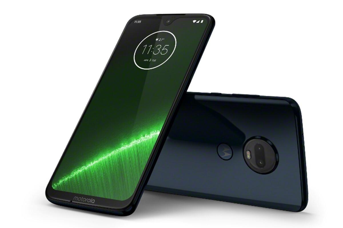 El asequible Moto G7 Plus obtiene un generoso descuento de $ 130 en Motorola