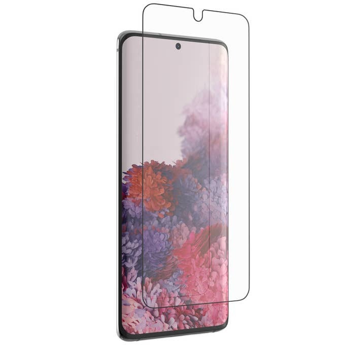 Los mejores protectores de pantalla para Samsung Galaxy S21