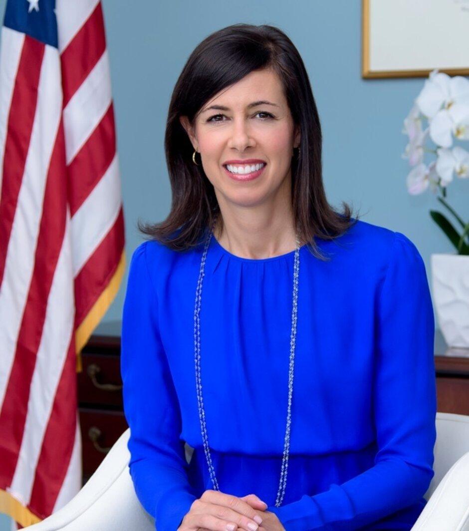 La actual presidenta interina de la FCC Jessica Rosenworcel - La presidenta interina de la FCC, Rosenworcel, podría ayudar a recuperar la neutralidad de la red