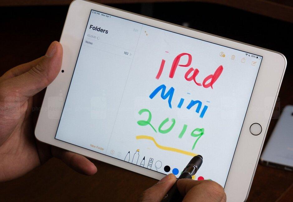 El iPad mini (2021) reemplazaría este modelo, el iPad mini (2019) - Pantalla más grande de 8.4 pulgadas vista para el próximo Apple iPad mini de sexta generación