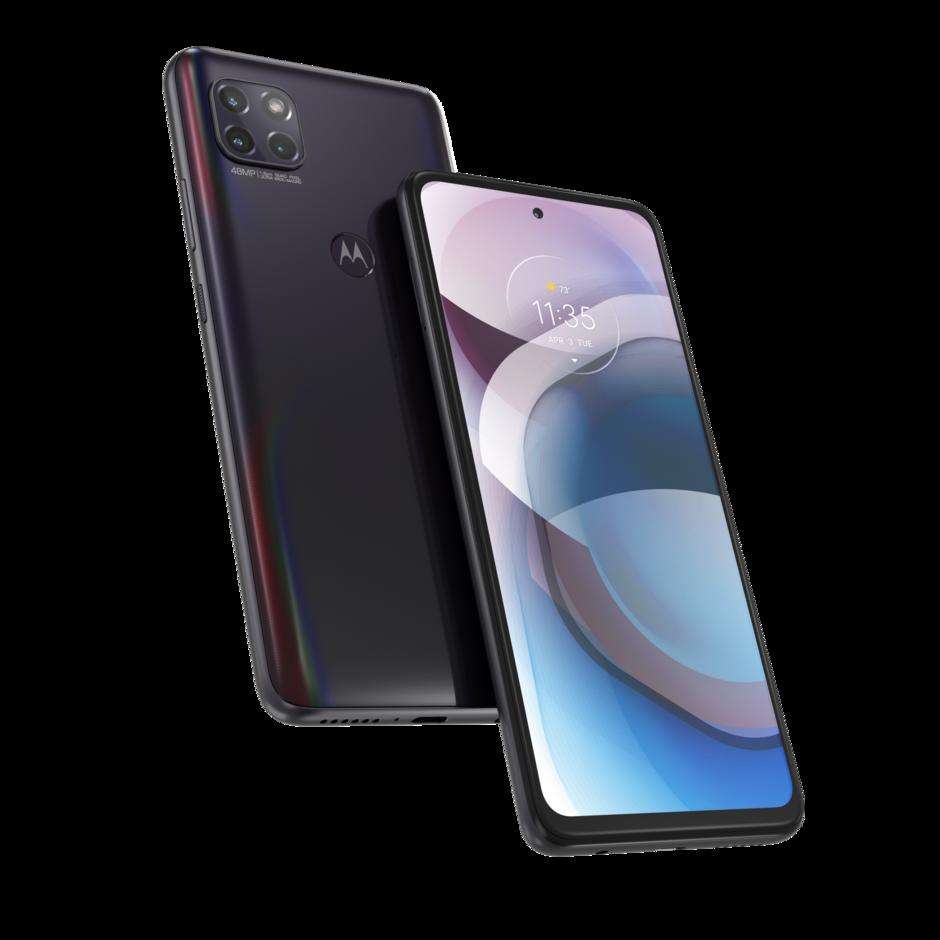 El Motorola One 5G Ace de 399 dólares es el esfuerzo 5G más barato de la compañía hasta el momento: Motorola lanza tres nuevos teléfonos de la serie G, además de su modelo 5G más barato hasta ahora