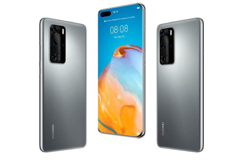 El Huawei P40 Pro se considera no certificado: los teléfonos Android no certificados perderán el soporte para una aplicación importante en marzo