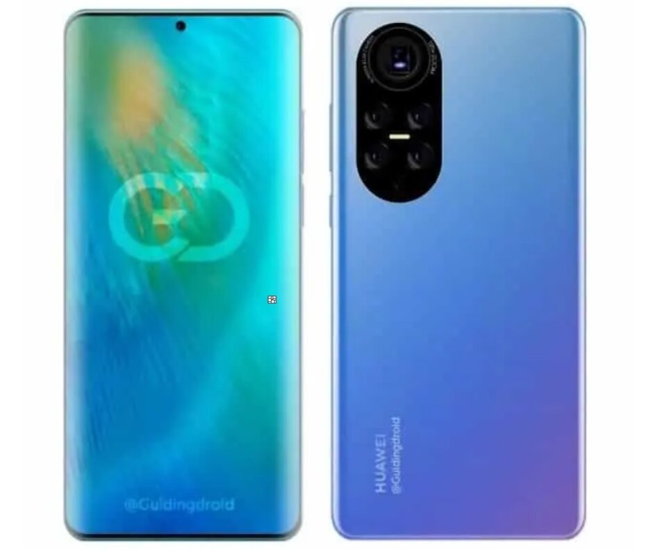 Render del Huawei P50 Pro - Echa un vistazo a las últimas especificaciones y renderizados del Huawei P50 Pro 5G